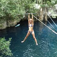 ATV, Zip Lines, Cenote Tour