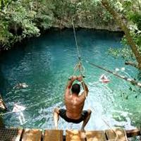 Cenote Tour puerto morelos