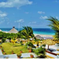 hotel suites arrecifes puerto morelos