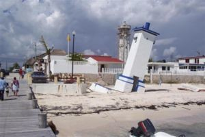 Puerto Morelos Lighthouse