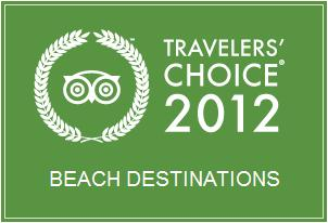 travelers choice 2012 beach-destinations